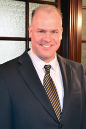 Photo of Attorney Partner John A. Weig